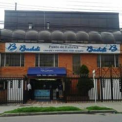 Bacheli en Bogotá