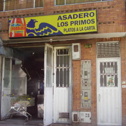 Asadero Los Primos  en Bogotá