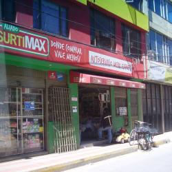 Autoservicio Merk Express  en Bogotá
