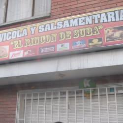 Avicola y Salsamentaria El Ricon de Suba en Bogotá