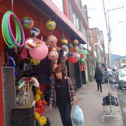 Cacharreria la Locura  en Bogotá