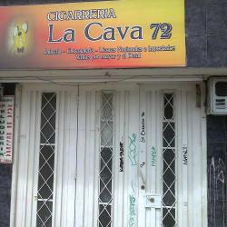 Cigarreria La Cava 72 en Bogotá
