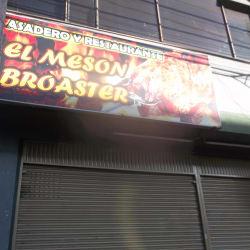 Asadero y Restaurante El Meson Broaster en Bogotá