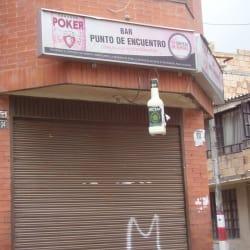 Bar Punto de Encuentro en Bogotá