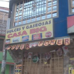 Dulces y Gaseosas Casa BIG en Bogotá