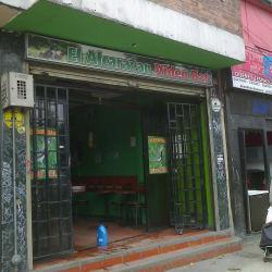 El Alcaravan Video Bar en Bogotá