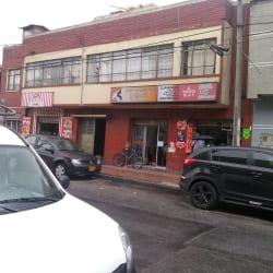 El baraton de la 9 en Bogotá