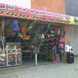 El Bombazo en Bogotá
