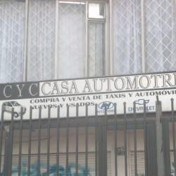 C y C Casa Automotriz en Bogotá