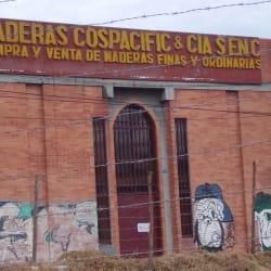 Maderas Cospacific & Cia en Bogotá