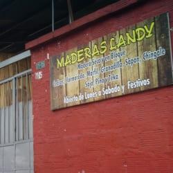 Maderas Landy  en Bogotá