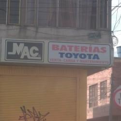 MAC Baterias Toyota  en Bogotá