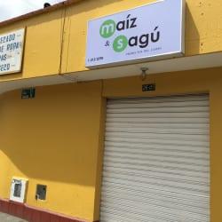 Maíz & Sagú en Bogotá