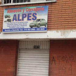Almacén y Cerrajería  en Bogotá