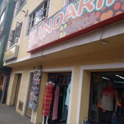 Mandarina Moda Fresca  en Bogotá