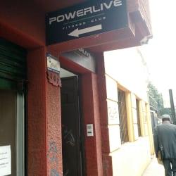 Gimnasio Powerlive  en Santiago