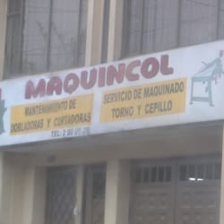 Maquincol en Bogotá