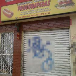 Distribuidora Procorapidas en Bogotá