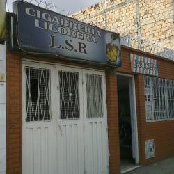Cigarrería y Licorería LSR en Bogotá
