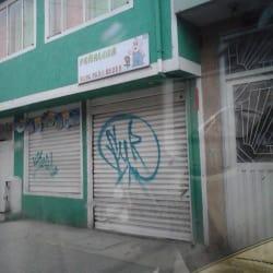 Pañalera en Bogotá