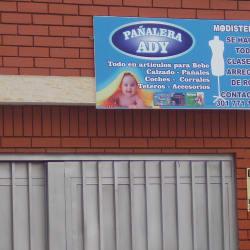 Pañalera ADY  en Bogotá