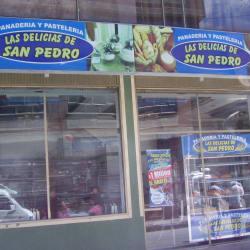 Panaderia Y Pasteleria Las Delicias De San Pedro  en Bogotá