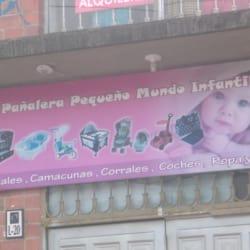 Pañalera Pequeño Mundo Infantil en Bogotá