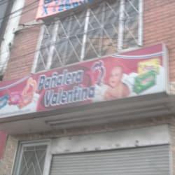 Pañalera Valentina  en Bogotá