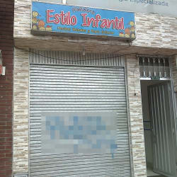 Pañalera Estilo Infantil en Bogotá