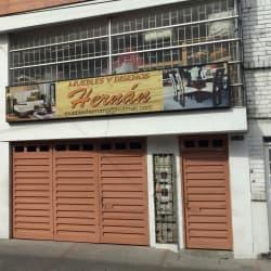 Muebles y Diseños Hernán en Bogotá