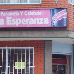 Panaderia y  Cafeteria La Esperanza  en Bogotá