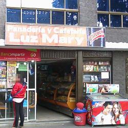 Panadería y Cafetería Luz Mary  en Bogotá