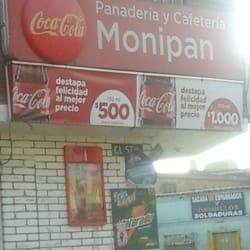 Panaderia y  Cafeteria MoniPan  en Bogotá
