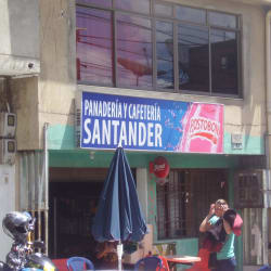 Panaderia y Cafeteria Santander en Bogotá