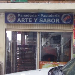 Panaderia  Pasteleria Arte y Sabor  en Bogotá