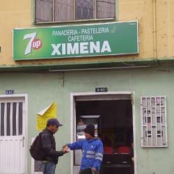 Panaderia  Pasteleria  Cafeteria Ximena  en Bogotá
