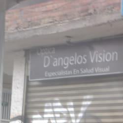 Optica D´angelos Vision en Bogotá