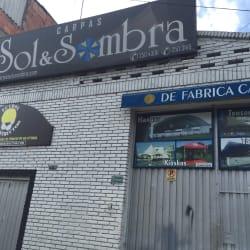 Carpas Sol y Sombra en Bogotá