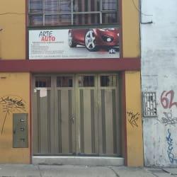 Arte Auto en Bogotá