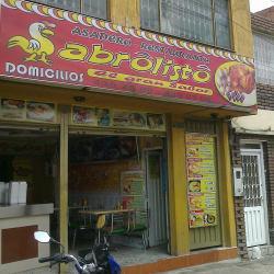 Asadero Restaurante Sabrolisto  en Bogotá