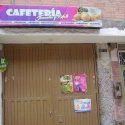 Cafeteria Juancho y Meli en Bogotá