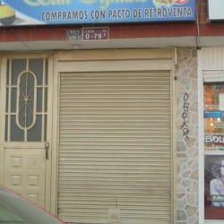 Casa Comercial San Ignasio en Bogotá