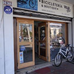 Bicicletería Velochic en Santiago