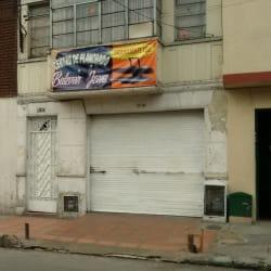 Centro De Planchado Bulevar Jeans en Bogotá