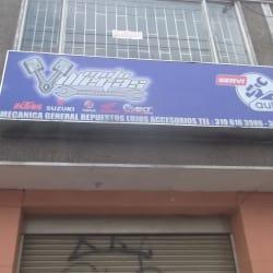 Moto Villegas  en Bogotá