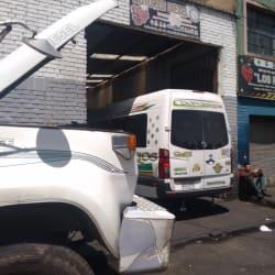 Motores Diesel Calle 7 A  Con 16 en Bogotá