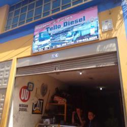 Motores y partes Tello Diesel  en Bogotá