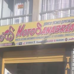 Motos Sanabria en Bogotá