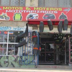 Motos y Moteros en Bogotá