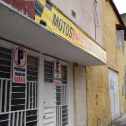 Motosbaratasbogota.com en Bogotá